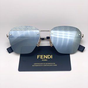💯 NEW Fendi FF M0057/S 010 Men Sunglasses